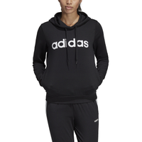adidas Athletics Essential Linear Pullover Hoodie - Women's - Black