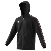 adidas Tango Club Home Hoodie - Men's - Black