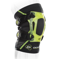 DonJoy Performance Webtech Short Knee Brace - Black / Light Green