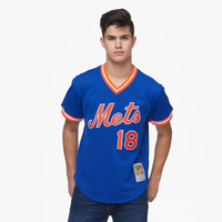 a1a34f01d89 ... Mitchell Ness MLB Player BP Jersey - Mens - Darryl Strawberry - New York  Mets ...