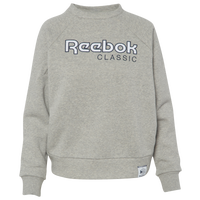 Reebok Iconic Fleece Crew - Women's - Grey
