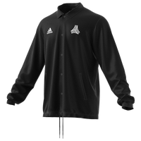 adidas Tango Coaches Jacket - Men's - Black