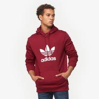 adidas Originals Trefoil P O Hoodie - Men s - Casual - Clothing ... 305efa66fb