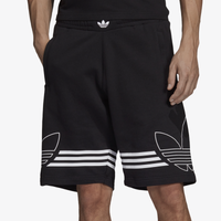 adidas Originals Outline Shorts - Men's - Black