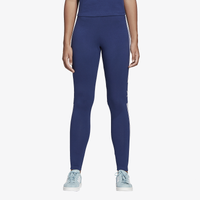 new product 7a9ce 3fe0b adidas Originals Adicolor New Trefoil Leggings - Women s - Navy