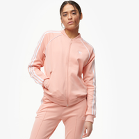 adidas Originals Adicolor Superstar Track Top - Women's - Pink