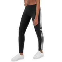 b54641ffd27 adidas Originals Adicolor New Trefoil Leggings - Women's - Black