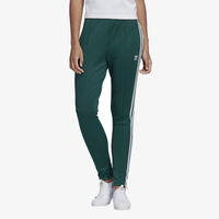 adidas Originals Adicolor Superstar Track Pants - Women's - Dark Green
