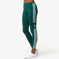 adidas Originals Adicolor New Trefoil Leggings - Women's - Green