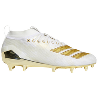 adidas adiZero 8.0 - Men's - White / Gold