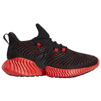 adidas Alphabounce Instinct - Boys' Grade School - Black / Red
