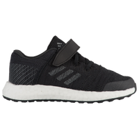 adidas PureBoost Go - Boys' Preschool - Black / Grey