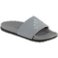 official photos ffa1a 7ccd2 adidas Adilette Slide - Boys Grade School - Grey