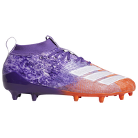 adidas adiZero 8.0 Snowcone - Men's - Purple / Orange