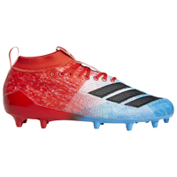 adidas adiZero 8.0 Snowcone - Men's - Red / Light Blue