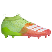 adidas adiZero 8.0 Snowcone - Men's - Light Green / Red
