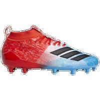 online store 8784c ac83f adidas adiZero 8.0 J Snowcone - Boys  Grade School - Red   Light Blue