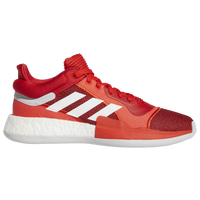 adidas Marquee Boost Low - Men's - Red / Cardinal