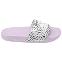 adidas Adilette Shower Slide - Girls' Preschool - Pink