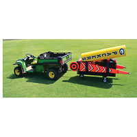 Fisher Athletic Field Accessory Cart