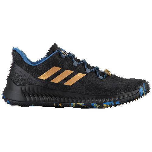 James Harden Gold Shoes: Adidas Harden BTE X