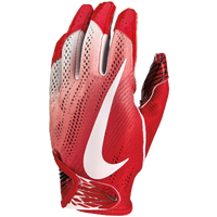 Nike Vapor Knit 2 Football Gloves - Men's - Red / White