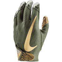Nike Vapor Knit 2 Football Gloves - Men's - Olive Green / Olive Green