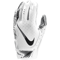 Nike Vapor Jet 5.0 Football Gloves - Men's - White / Black