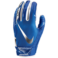 Nike Vapor Jet 5.0 Football Gloves - Men's - Blue / Blue