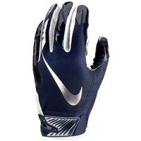 Nike Vapor Jet 5.0 Football Gloves - Men's - Navy / Navy