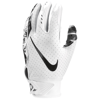 Nike Vapor Jet 5.0 Receiver Gloves - Boys' Grade School - White / Black
