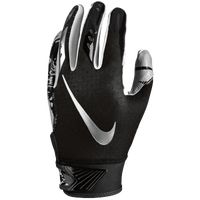 Nike Vapor Jet 5.0 Receiver Gloves - Boys' Grade School - Black / Black