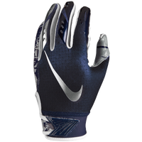 Nike Vapor Jet 5.0 Receiver Gloves - Boys' Grade School - Navy / Navy