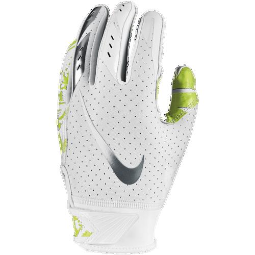 Nike Football Gloves Youth Size Chart: Nike Vapor Jet 5.0 Receiver Gloves