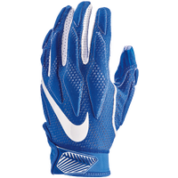 Nike Superbad 4.5 Football Gloves - Men's - Blue / Blue