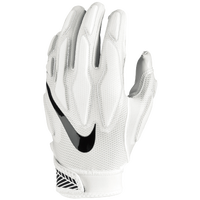 Nike Superbad 4.5 Football Gloves - Boys' Grade School - All White / White