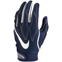 Nike Superbad 4.5 Football Gloves - Boys' Grade School - Navy / Navy
