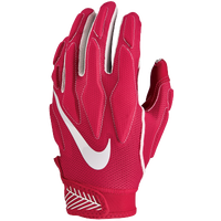 Nike Superbad 4.5 Football Gloves - Boys' Grade School - Red / Red