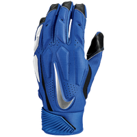 Nike D-Tack 6 Lineman Gloves - Men's - Blue / Black