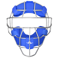 All Star System 7 MVP Traditional Facemask - Men's - Blue / Blue