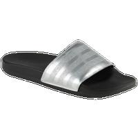 the best attitude b08f8 fe40a adidas Adilette CF Plus - Womens - Black  Silver