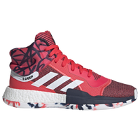 adidas Marquee Boost Mid - Men's - Red