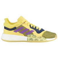 adidas Marquee Boost Low - Men's - Yellow