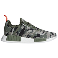 adidas Originals NMD R1 - Men's - Olive Green / Grey