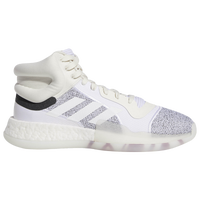 adidas Marquee Boost Mid - Men's - White