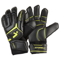 Storelli Sports Exoshield Gladiator Elite 2.0 GK Gloves - Men's - Black / Light Green