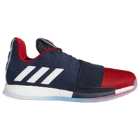 adidas Harden Vol. 3 - Men's -  James Harden - Navy / Red