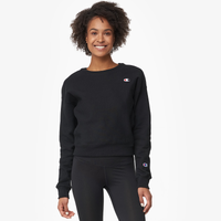 Champion Logo Crew - Women's - Black