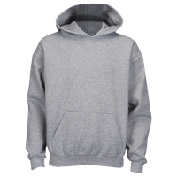 Gildan Team 50/50 Fleece Hoodie - Boys' Grade School - Grey / Grey