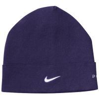 Nike Team Authentic Beanie - Men's - Purple / White